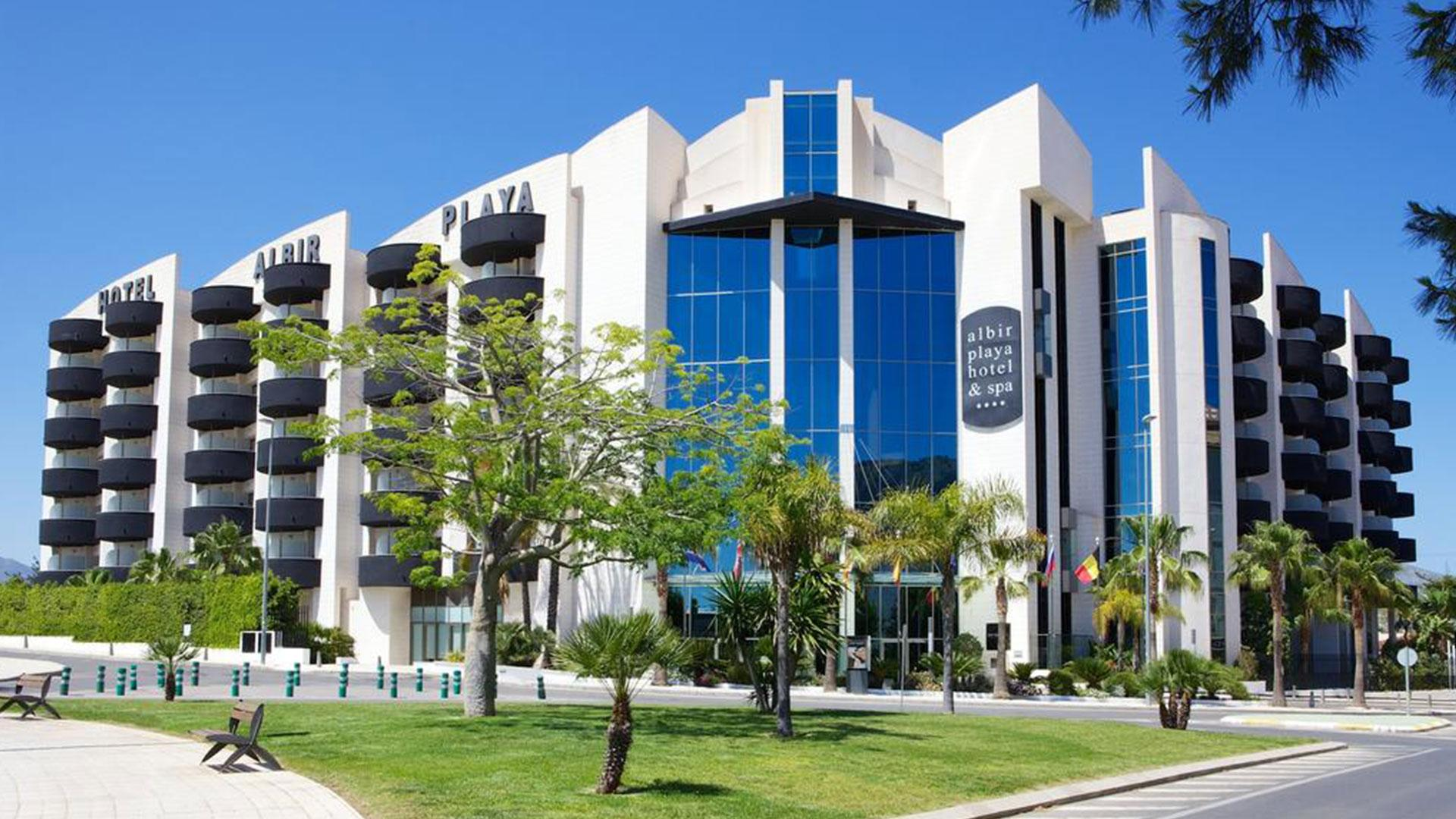 Испания, Альбир, ALBIR PLAYA HOTEL AND SPA 4* ✈28.05