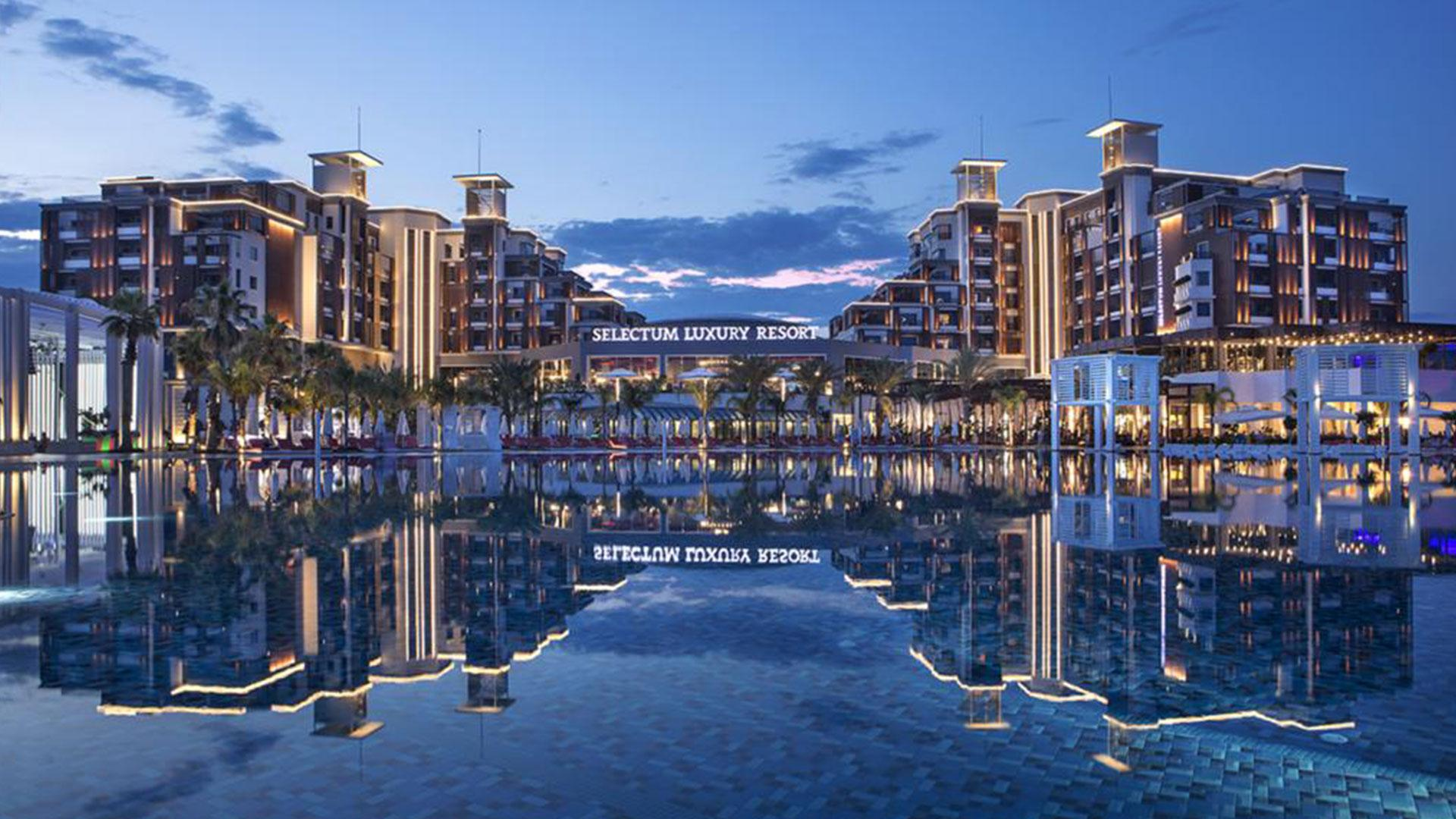 Турция, Белек, SELECTUM LUXURY RESORT BELEK 5* ✈в мае